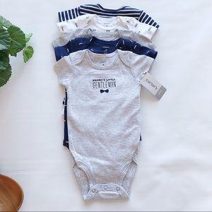 Carter's | 6 Month Baby Boy Short Sleeve Bodysuits